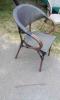 Кресло ROYAL для ресторана, кафе и летней площадки