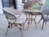 Кресло SALON для ресторана, кафе и летней площадки