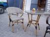 Стол SALON для ресторана, кафе и летней площадки