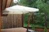 Зонт консольный с деревянной стойкой XL-3х4 м