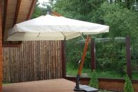 Зонт консольный 3х4 м