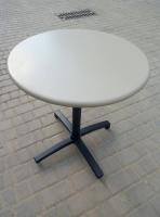 Круглый  алюминиевый стол  Ø 70 см. для ресторана, кафе