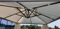 Матерчатый купол без воланов 3 х 4 м для Беседки