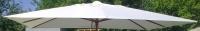 Матерчатый купол без воланов 3 х 4 м для зонтов Прага Люкс