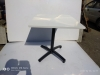 База для стола из алюминия чёрного цвета Е-9051