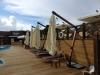 Матерчатый купол с воланами 4 х 4 м для консольных зонтов