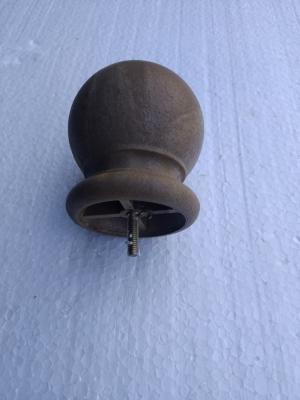 Верхний композитный наконечник ШАР для револьвера купола стандартного зонта