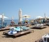 """Зонт круглый """"Палладиум""""- Ø2.5м, для кафе и пляжа"""
