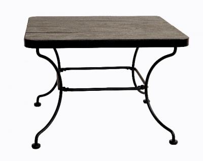 """Кофейный квадратный столик """"Комфорт"""""""